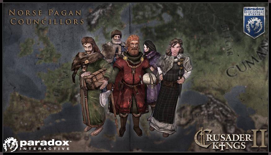 Pagans Crusader Kings Ii Wiki - 874×500