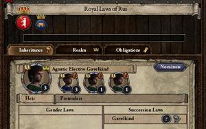 Elective gavelkind - Crusader Kings II Wiki