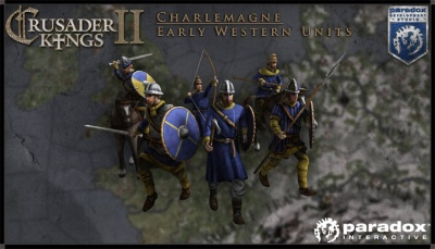 Early Western units render picture
