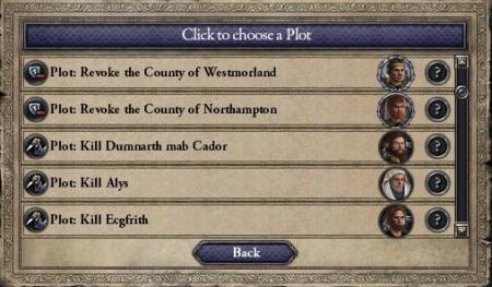Plot - Crusader Kings II Wiki