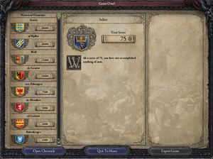 Score - Crusader Kings II Wiki